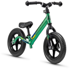 s'cool pedeX race light - Bicicletas sin pedales Niños - verde
